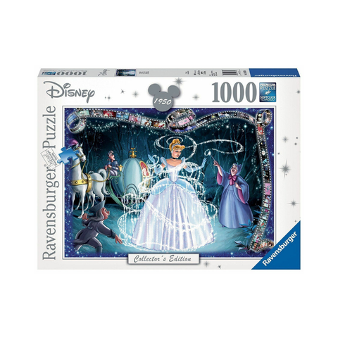 Ravensburger - Disney Collector's Edition 1950 Cinderella 1000pc