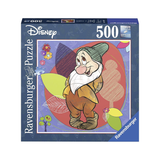 Ravensburger - Disney - Bashful 500pc