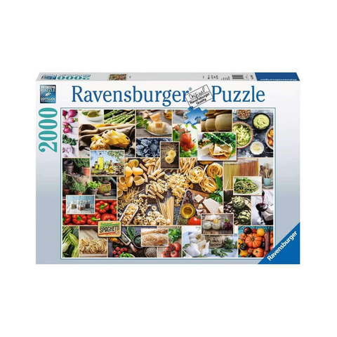 Ravensburger - Food Collage 2000pc