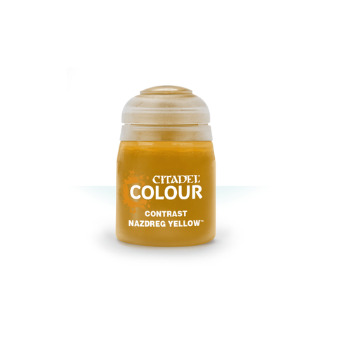 Citadel Colour - Contrast: Nazdreg Yellow (18ml)