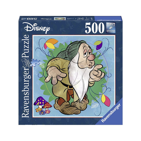 Ravensburger - Disney - Sleepy 500pc