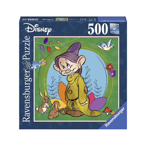 Ravensburger - Disney - Dopey 500pc