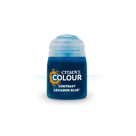 Citadel Colour - Contrast: Leviadon Blue (18ml)