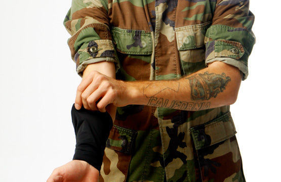 No Tattoos in the Military? We've Got You Covered with Ink Armor!