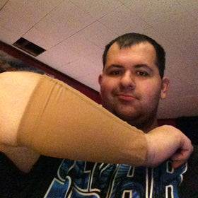 Ohio Customer Using Ink Armor Arm Sleeve