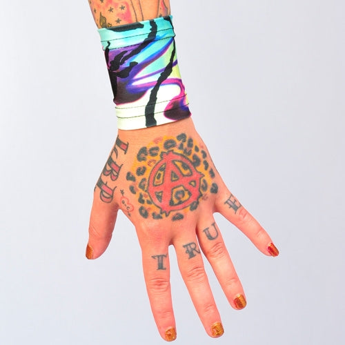 Ink Armor Tattoo Cover Up Sleeve - Wrist 3 in. (Island Dark)