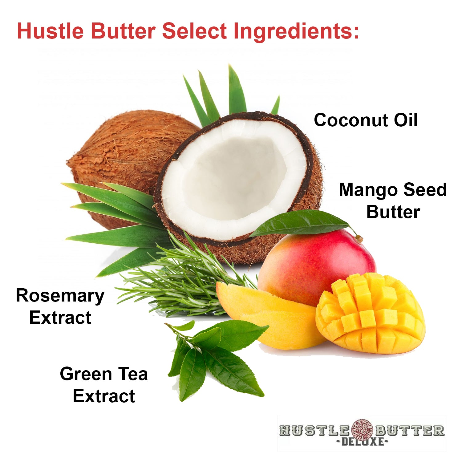Hustle Butter Deluxe® Luxury Tattoo Care Balm