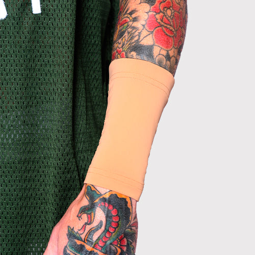 Ink Armor Tattoo Cover Up Sleeve - Forearm 6 in. (Light)