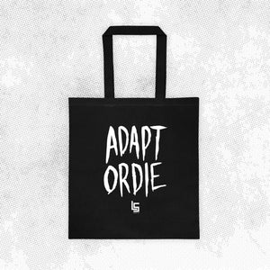 LSBC Adapt or Die Reusable Tote Bag