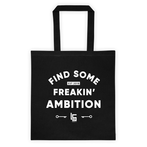 LSBC Ambition Reusable Tote Bag