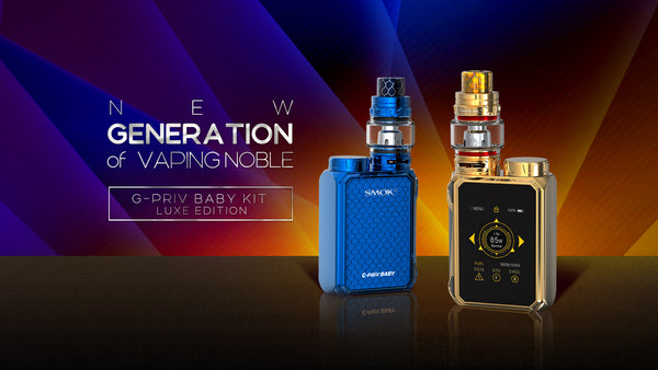 Smok G-Priv Baby Luxe Edition
