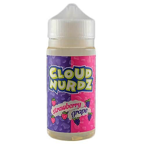 Cloud Nurdz Strawberry Grape