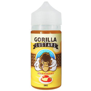 Gorilla Custard Strawberry