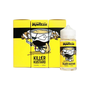 Vapetasia Killer Custard