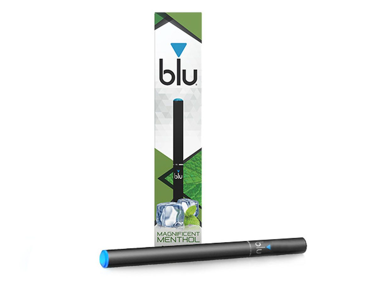 BLU Magnificent Menthol Disposable E-Cigarette