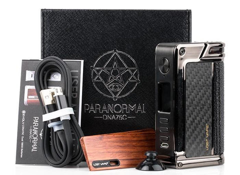 Lost Vape Paranormal DNA166