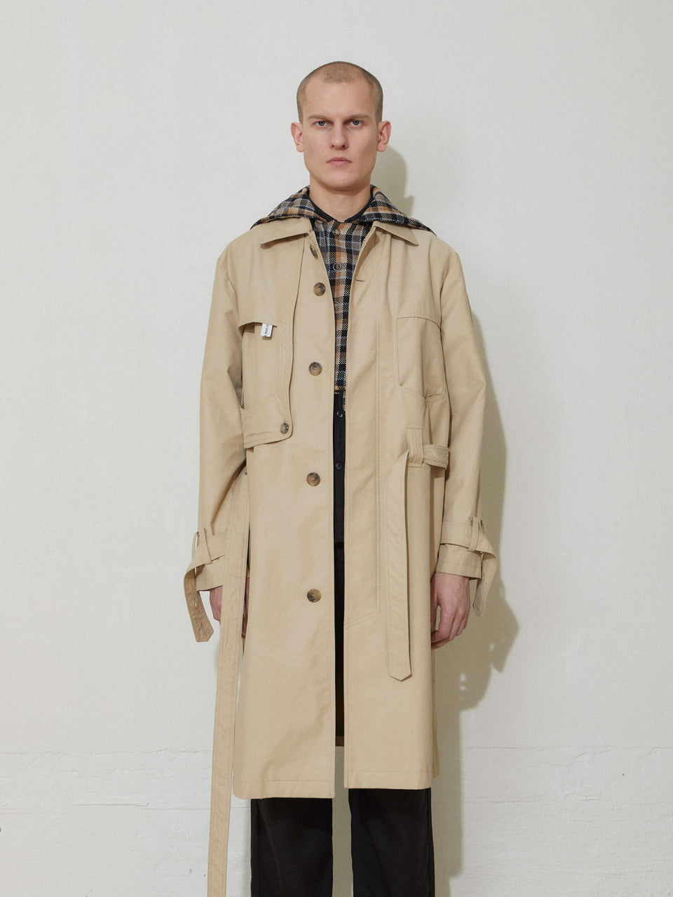 Rank Trenchcoat