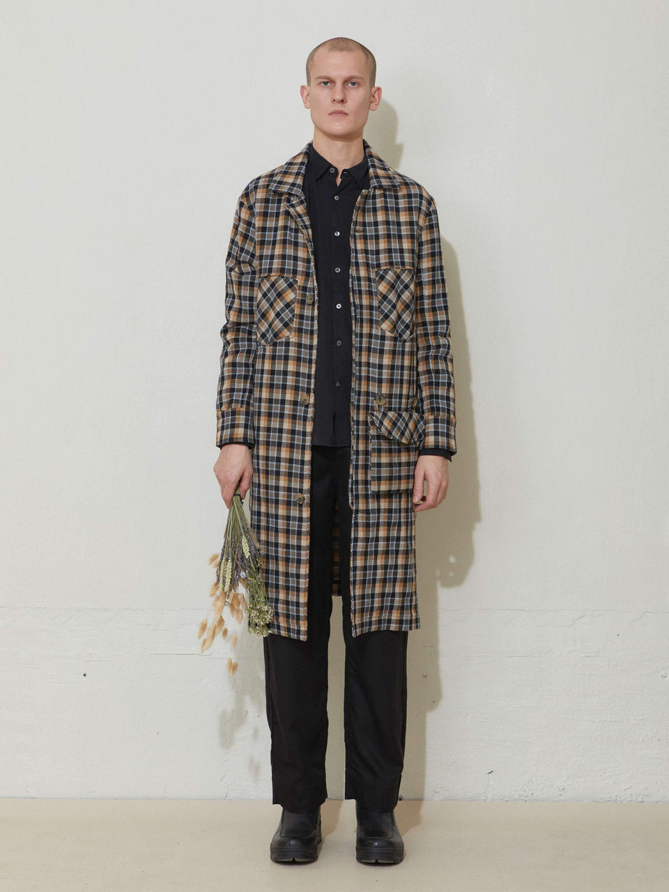 Scout Long Coat