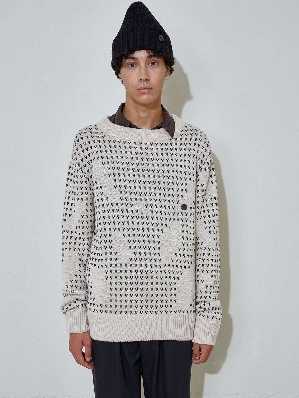 Splash Knit Sweater