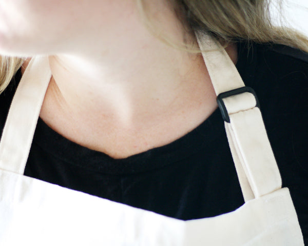 Herbs Apron - Honey Brush Design