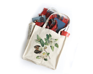 PRE-SALE Magnolia Tote Bag - Honey Brush Design