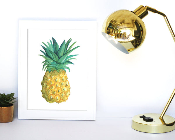 'Pineapple' Printable