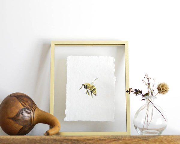 'Little Bee' Print