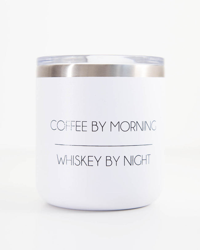 12 oz Coffee & Whiskey Tumbler