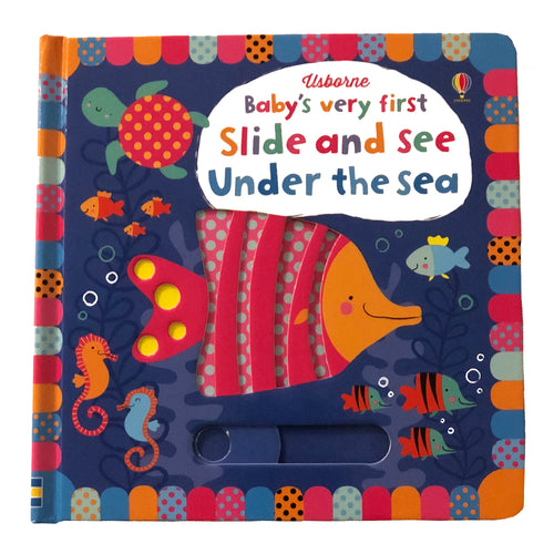 Baby's Very First Slide and Sea Under the Sea