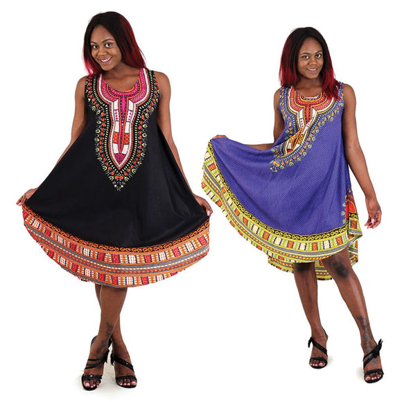 African Sundress