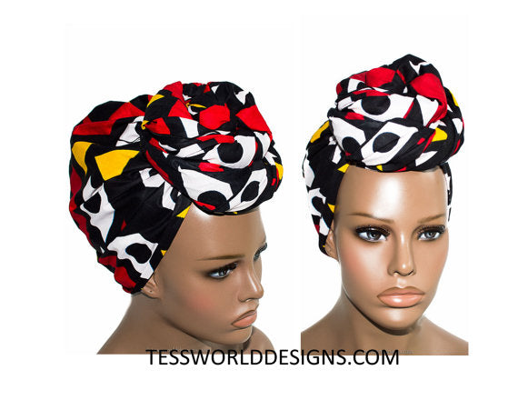 Hitarget, African head wrap African wrap scarf