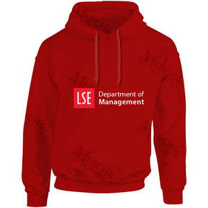LSE Management Hooded top