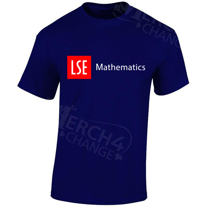 LSE Mathematics T-shirts