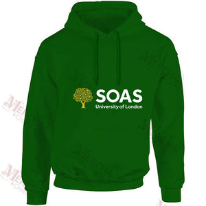 SOAS Hooded top
