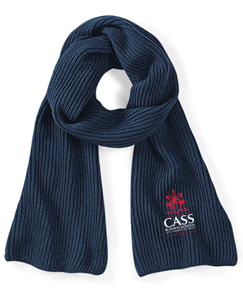 Cass Knitted Scarf