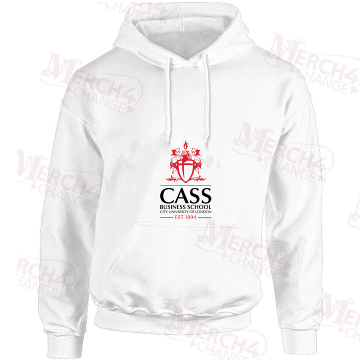 Cass logo Hooded top