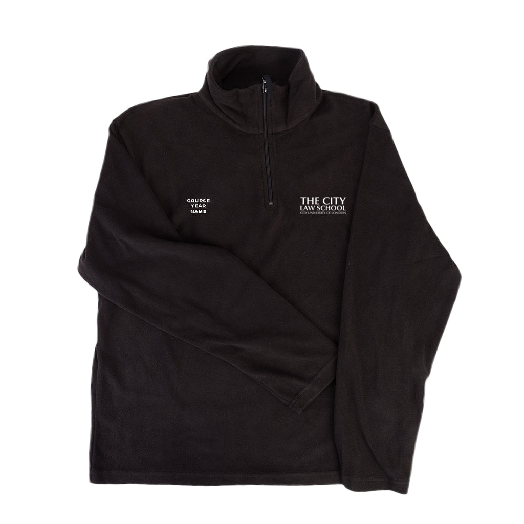 City Law Half Zip Fleece