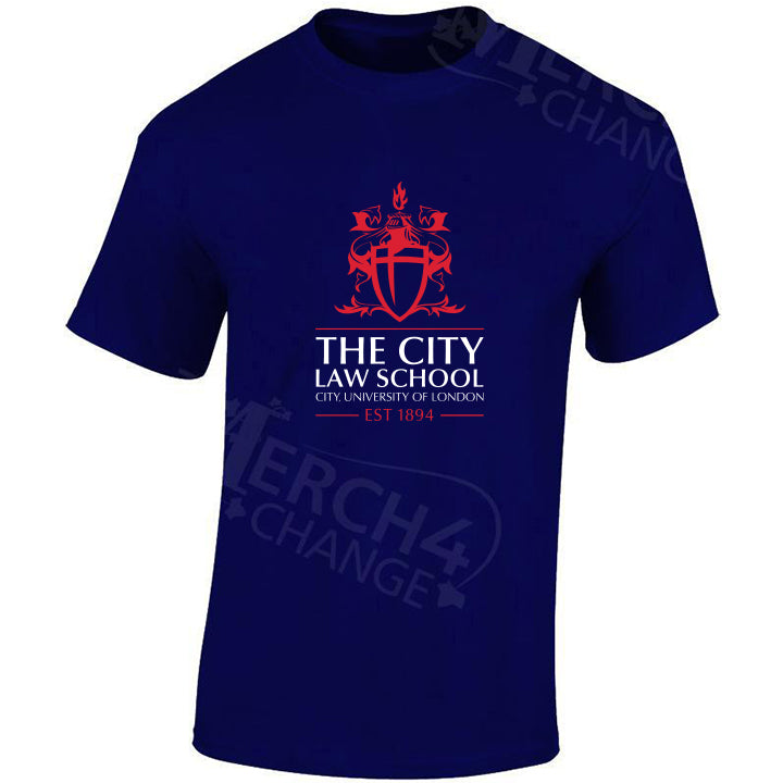 City Law logo T-shirt