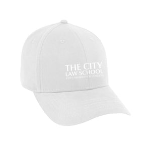 City Law 5 Panel Baseball cap