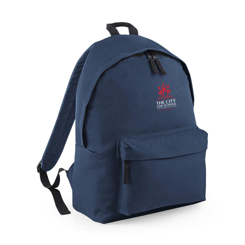 City Law Crest Back Pack