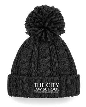 City Law Beanie hat