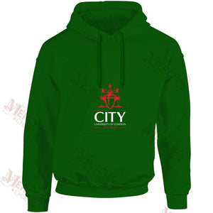 City logo Hooded top