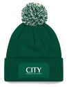 City Uni Label Beanie hat