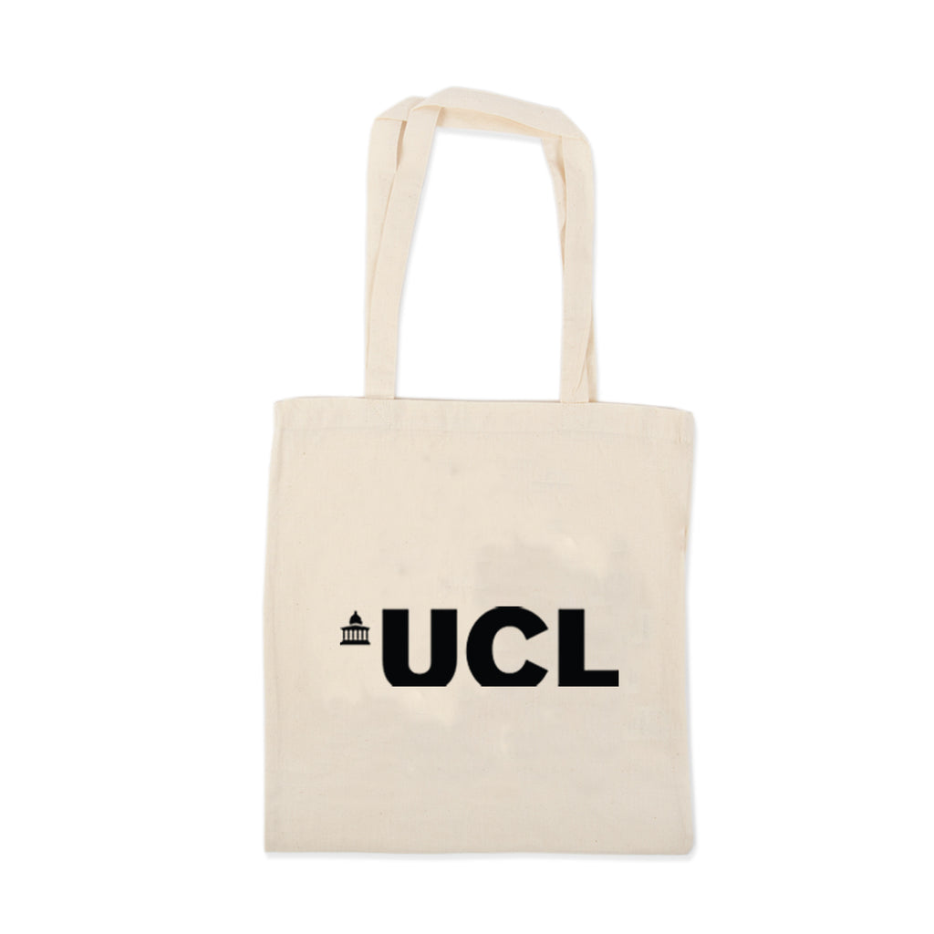 Cotton Tote UCL Law Logo
