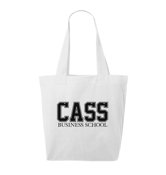Cass Cotton Tote (White)