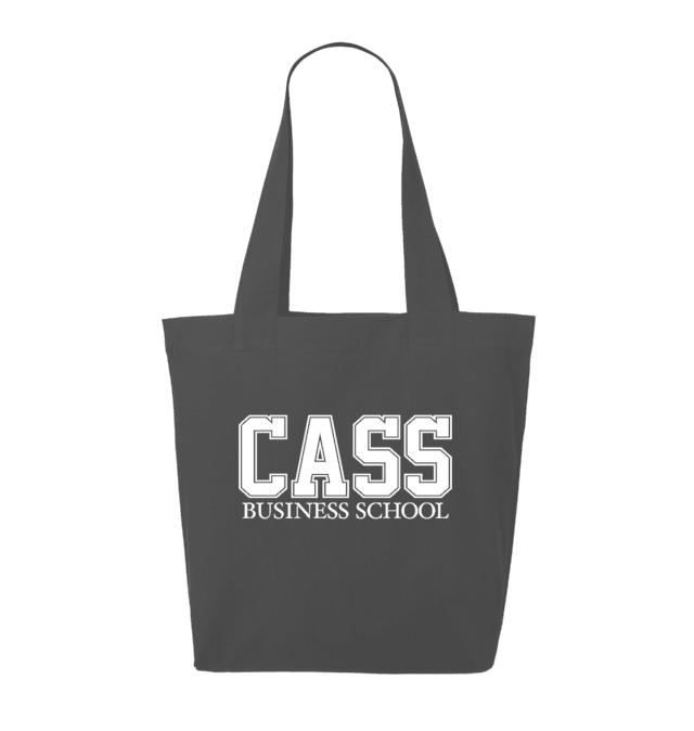 Cass Cotton Tote (Black)