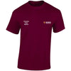 SOAS embroidered T-shirts