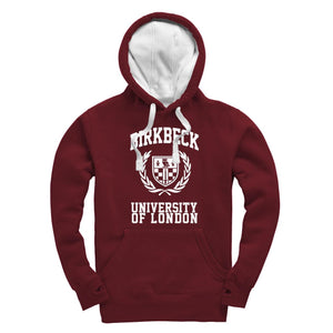 Ultra Soft Feel Hooded Top Birkbeck