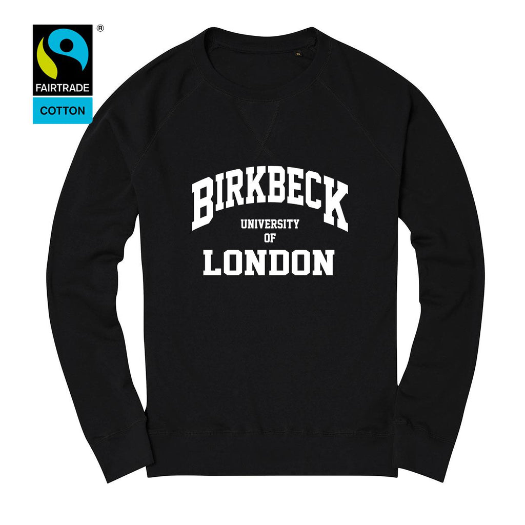 Fairtrade Unisex Sweatshirt Birkbeck