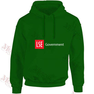 LSE Government Hooded top